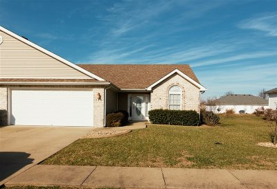 Elizabethtown Single Family Home For Sale: 115 Applewood Lane