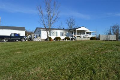 Meade County Single Family Home For Sale: 670 Sunset Drive