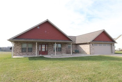 Rineyville Single Family Home For Sale: 68 S Antelope Court