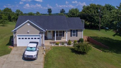 Hodgenville Single Family Home For Sale: 4136 New Jackson Highway