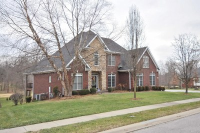 Shepherdsville Single Family Home For Sale: 651 Heritage Hill Parkway