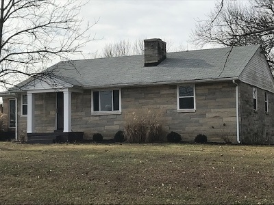 Hardinsburg Single Family Home For Sale: 3716 S Highway 261