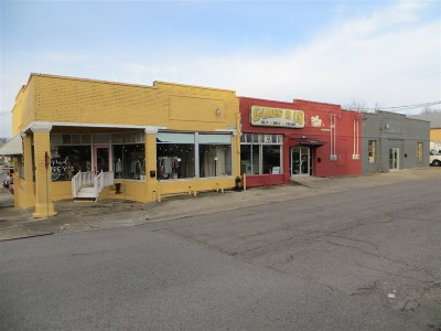 Hodgenville Commercial For Sale: 201 N Lincoln Boulevard