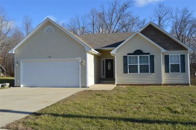 Radcliff Single Family Home For Sale: 114 Boone Trace