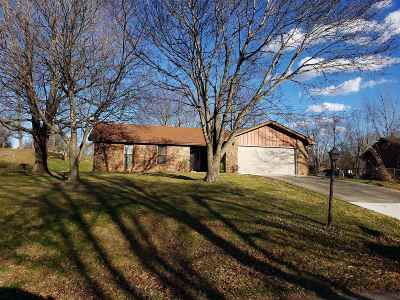 Single Family Home For Sale: 1213 Johnstown Road