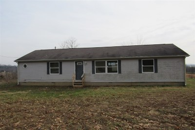 Single Family Home Sold: 1143 Hornback Farm Lane