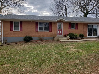 Hodgenville Single Family Home For Sale: 21 Peachtree Lane