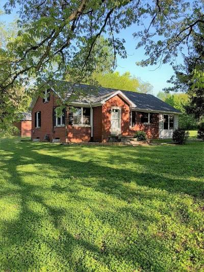 Vine Grove Single Family Home For Sale: 413 Knox Avenue
