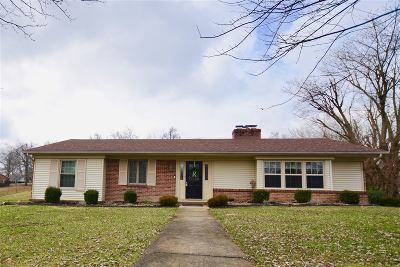 Elizabethtown Single Family Home For Sale: 112 Commanche Drive