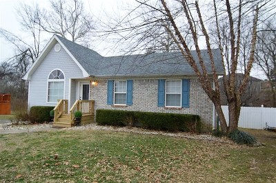Elizabethtown Single Family Home For Sale: 120 Amy Court