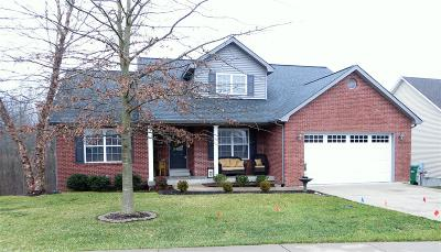Elizabethtown Single Family Home For Sale: 2538 Kensington Way