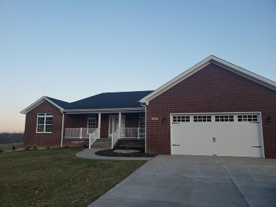 Hardin County Single Family Home For Sale: 299 Shepherd's Way