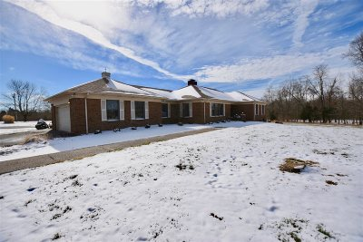 Meade County, Bullitt County, Hardin County Single Family Home For Sale: 364 Briarwood Circle