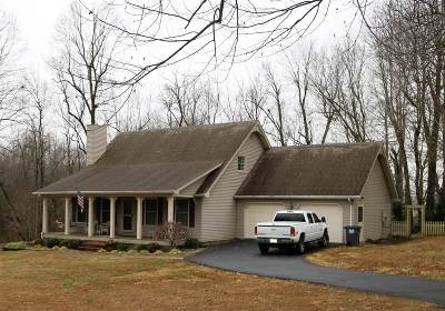Hodgenville Single Family Home For Sale: 5947 New Jackson Highway
