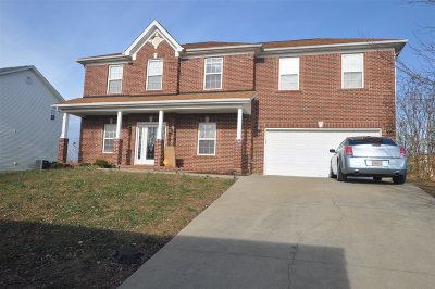 Meade County, Bullitt County, Hardin County Single Family Home For Sale: 311 Vineland Place Drive