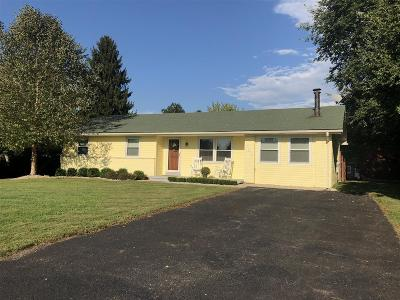 Meade County, Bullitt County, Hardin County Single Family Home For Sale: 428 N Hillcrest Drive