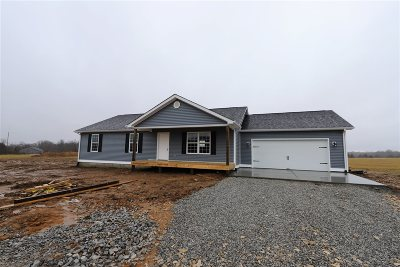 Meade County, Bullitt County, Hardin County Single Family Home For Sale: 183 Long Hollow Road
