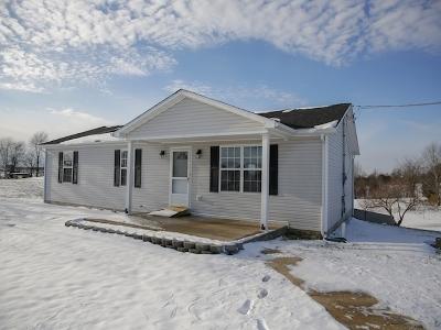 Ekron Single Family Home For Sale: 4805 Garrett Road