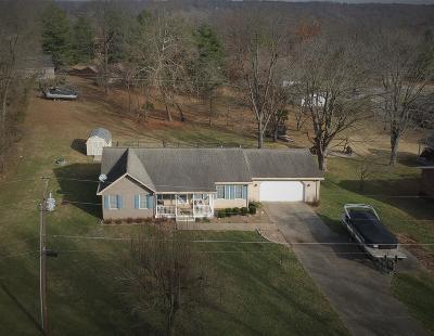 Meade County, Bullitt County, Hardin County Single Family Home For Sale: 112 Overlook Terrace