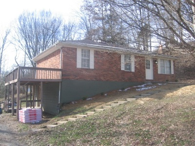 Campbellsville Single Family Home For Sale: 981 Davis Road