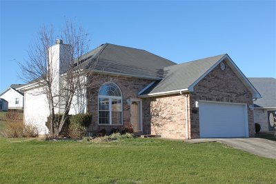 Elizabethtown KY Single Family Home For Sale: $169,900