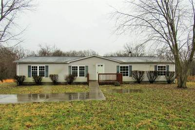 Meade County, Bullitt County, Hardin County Single Family Home For Sale: 1485 Diana Court