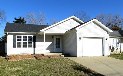 Radcliff Single Family Home For Sale: 716 Andra Drive