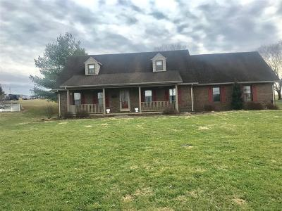 Campbellsville Single Family Home For Sale: 3392 Campbellsville Road