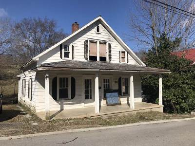 Greensburg Single Family Home For Sale: 117 S Second Street