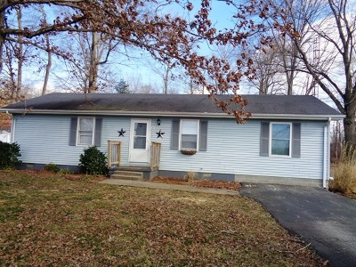 Campbellsville Single Family Home For Sale: 7066 New Columbia Road