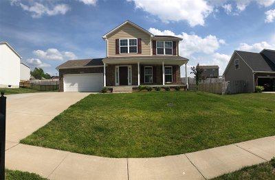 Elizabethtown Single Family Home For Sale: 207 Huckaberry Street