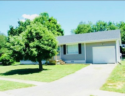 Elizabethtown Single Family Home For Sale: 1204 Fleming Drive