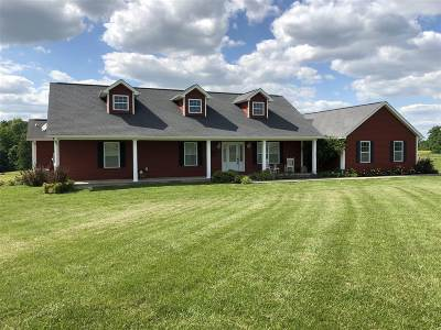 Greensburg Single Family Home For Sale: 4925 Highway 1464