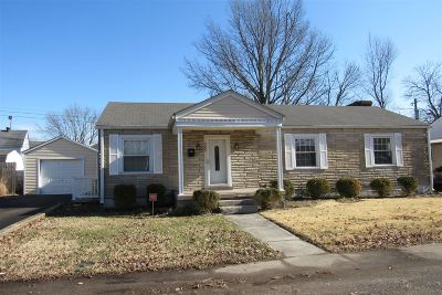 Single Family Home Sale Pending: 329 Meadow Lane