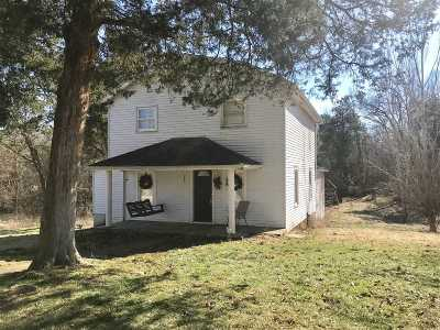Bonnieville Single Family Home For Sale: 3997 Priceville Road