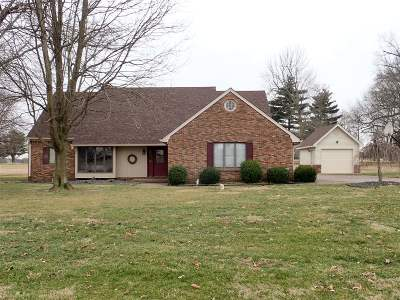 Meade County, Bullitt County, Hardin County Single Family Home For Sale: 171 Pleasant Colony Drive