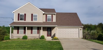 Radcliff KY Single Family Home For Sale: $194,900