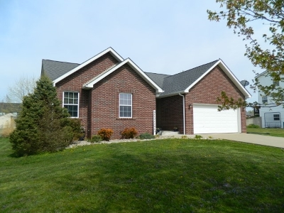 Meade County, Bullitt County, Hardin County Single Family Home For Sale: 435 Hayden School Road
