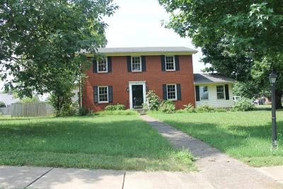 Meade County, Bullitt County, Hardin County Single Family Home For Sale: 914 Indian Hills Drive