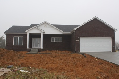 Meade County, Bullitt County, Hardin County Single Family Home For Sale: 188 Wakefield Drive