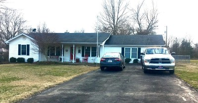 Meade County, Bullitt County, Hardin County Single Family Home For Sale: 581 Lincoln Drive