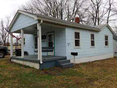Single Family Home For Sale: 930 N Main Street