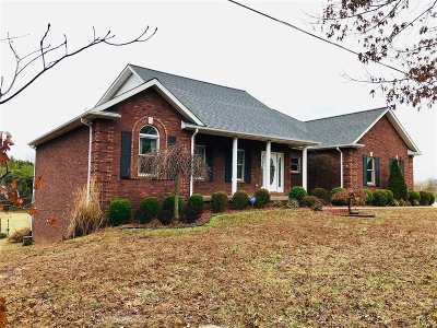 Vine Grove Single Family Home For Sale: 1689 Duggin Switch Road