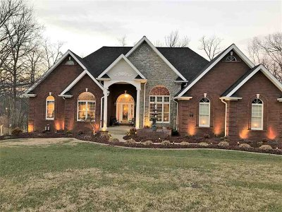Bardstown Single Family Home For Sale: 116 Woodhill Road