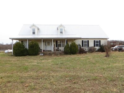 Campbellsville Single Family Home For Sale: 355 Warren Road