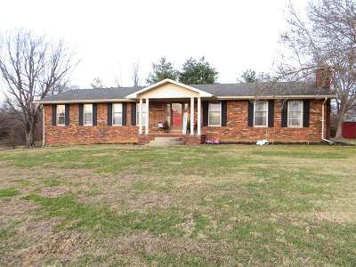 Campbellsville Single Family Home For Sale: 2990 Attilla Road
