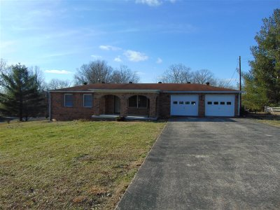 Hart County Single Family Home For Sale: 124 Rowletts Road