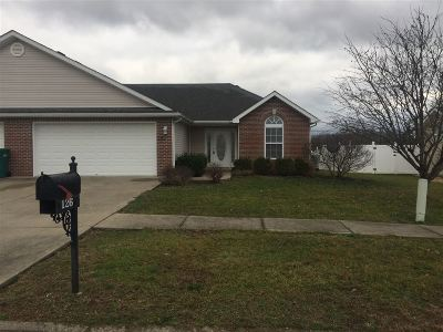 Elizabethtown KY Single Family Home For Sale: $135,000