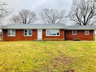 Rineyville Single Family Home For Sale: 7911 Rineyville Road