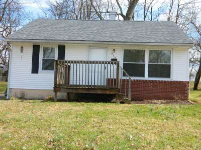 Elizabethtown KY Single Family Home For Sale: $77,900
